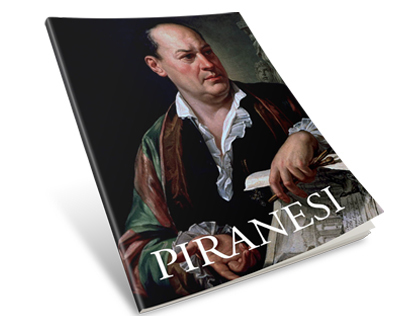 Piranesi - Catalogo darte [editorial design]