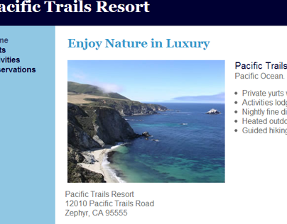 Pacific Trails Resort
