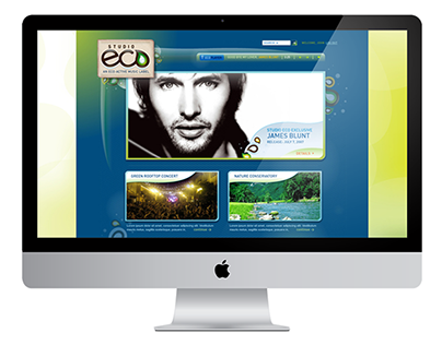 Studio Eco - website