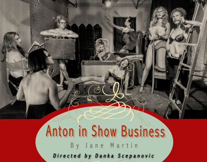 { Anton in Show Business }