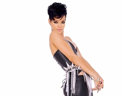 RIHANNA FOR PEOPLE MAGAZINE