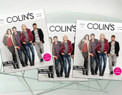 Colins Lookbook Fall Winter 2012/13