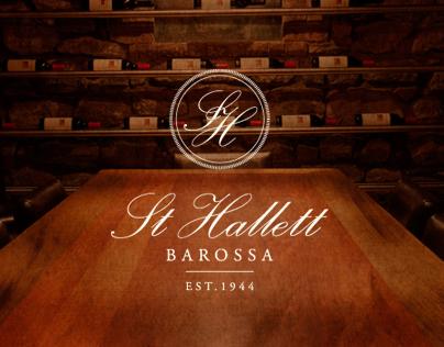 St Hallett Wines