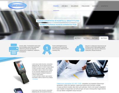 Empirija Web Layouts