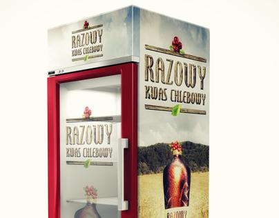 Razowy Kwas Chlebowy - Key Visual