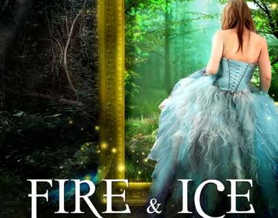 FIRE & ICE- Bestselling Teen Fantasy Romance Novel