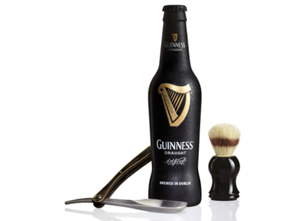 Worlds Smoothest Launch - Guinness Draft In A Bottle