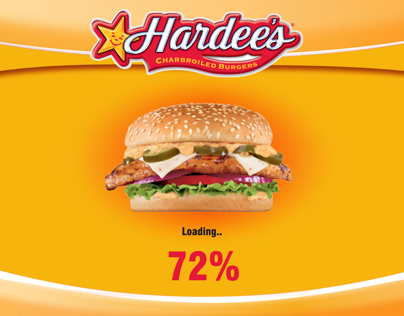 Hardee's Website