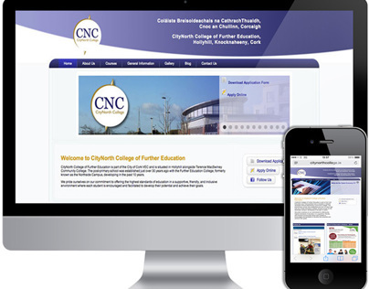 City North College Website