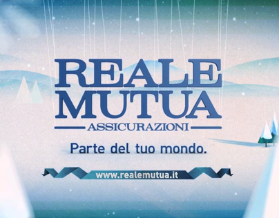 Reale Mutua - Christmas