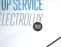 Electrolux Top Service Convention