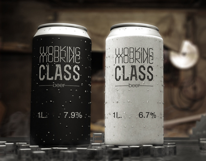 WORKING CLASS BEER: concept of product