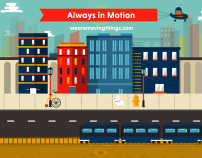 Moving Things Design Company Motion Graphic