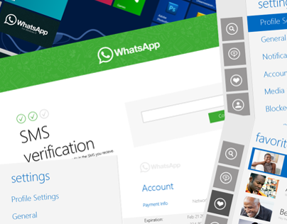 WhatsApp For Windows 8