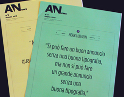 A News - Tabloid [editorial design]