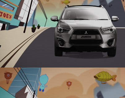 Mitsubishi (Cartoon)