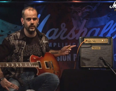 Marshall JTM1 Product Demo