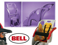 Bell Sports Childseat. $30+ Million in worldwide sales.