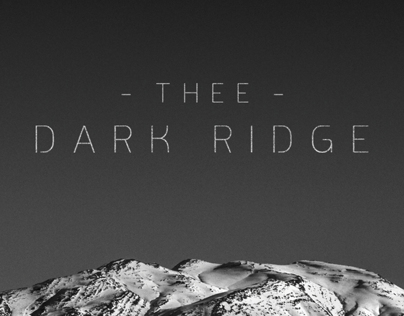 Thee Dark Ridge