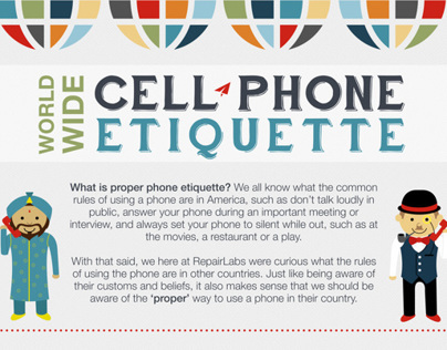 Phone Etiquette World Wide