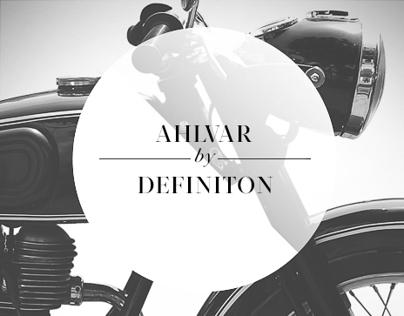 Ahlvar // W E B