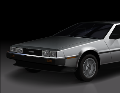 Vector Delorean