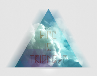 life is triangle