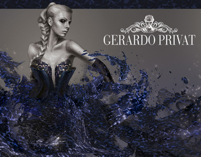 GERARDO PRIVAT HAUTE COUTURE / Winter 2013