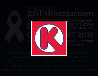 Circle K Breast Cancer Ad