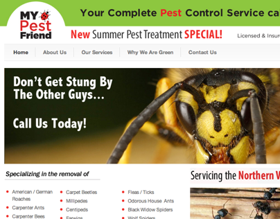 My Pest Friend, LLC - Pest Control