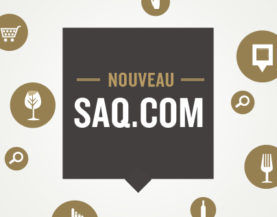 SAQ Website Redesign