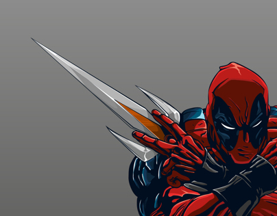 Deadpool - Vector Conversion