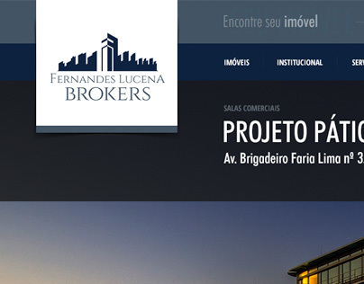 Fernandes Lucena Brokers - Website