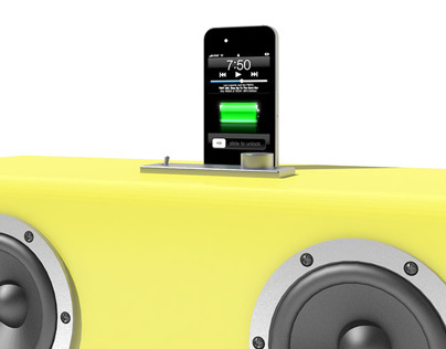 Caramela Iphone Docking Station