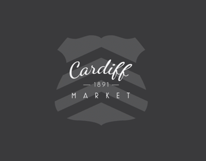 Cardiff Market - Website