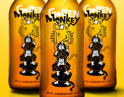 Golden Monkey Re-Design