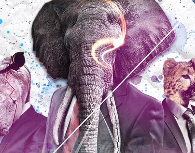 Toda cabeça falante, tem sua tromba de elefante