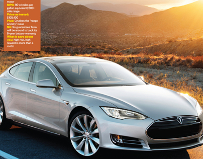 Executive Life - Top 5 Eco-friendly Cars