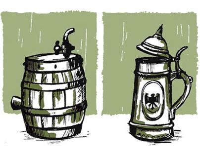 Evolution of Drinking