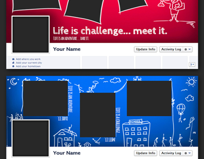 Facebook Timeline Cover - Teenager VOL 3