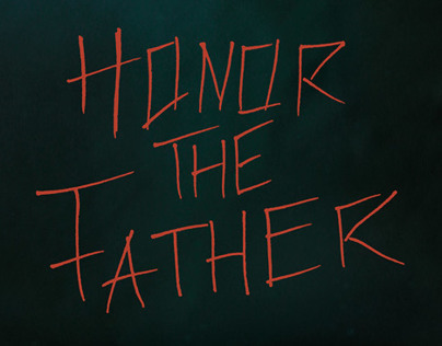 Honor the father (2013)