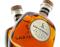 SARAJISHVILI - Georgian Wine Brandy