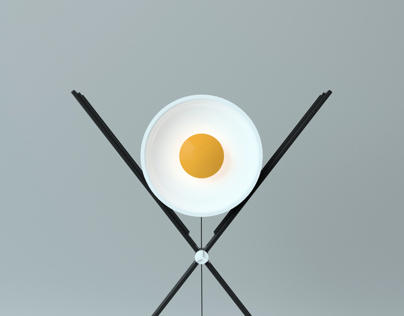 Axis, Floor Lamp