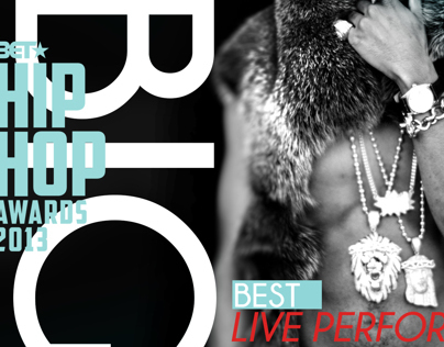 Design Exploration Hip Hop Awards 13