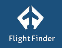 FlightFinder - Logo Design