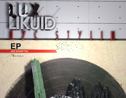 LUX LIKUID CD COVER