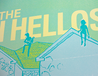 The Oh Hellos poster