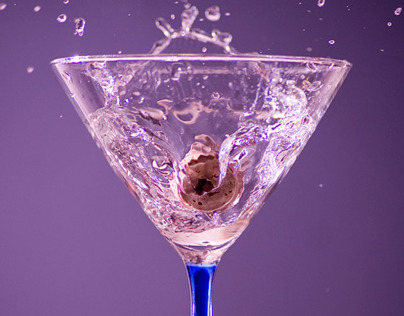 Martini Glass Fun