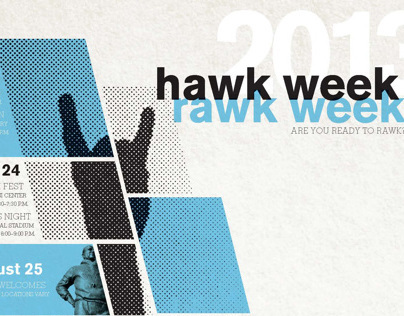 Hawk Week Rawk Week