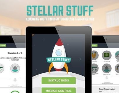 Stellar Stuff : NASA Space Apps Challenge